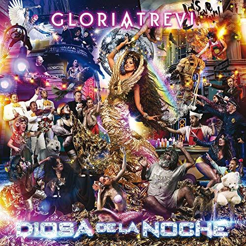 CD : GLORIA TREVI - Diosa De La Noche