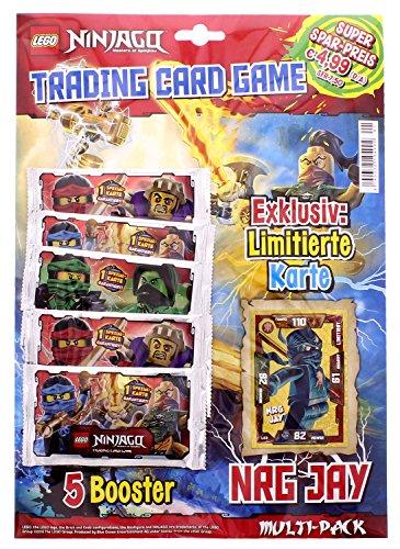 LEGO Ninjago Trading Card Game Multi-Pack