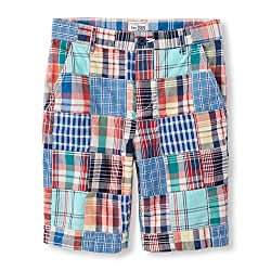 The Childrens Place Boys Shorts (20606611051_Captainnvy_4)