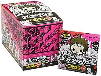 スーパーダンガンロンパ2 さよなら絶望学園 缶バッジ+(プラス) BOX