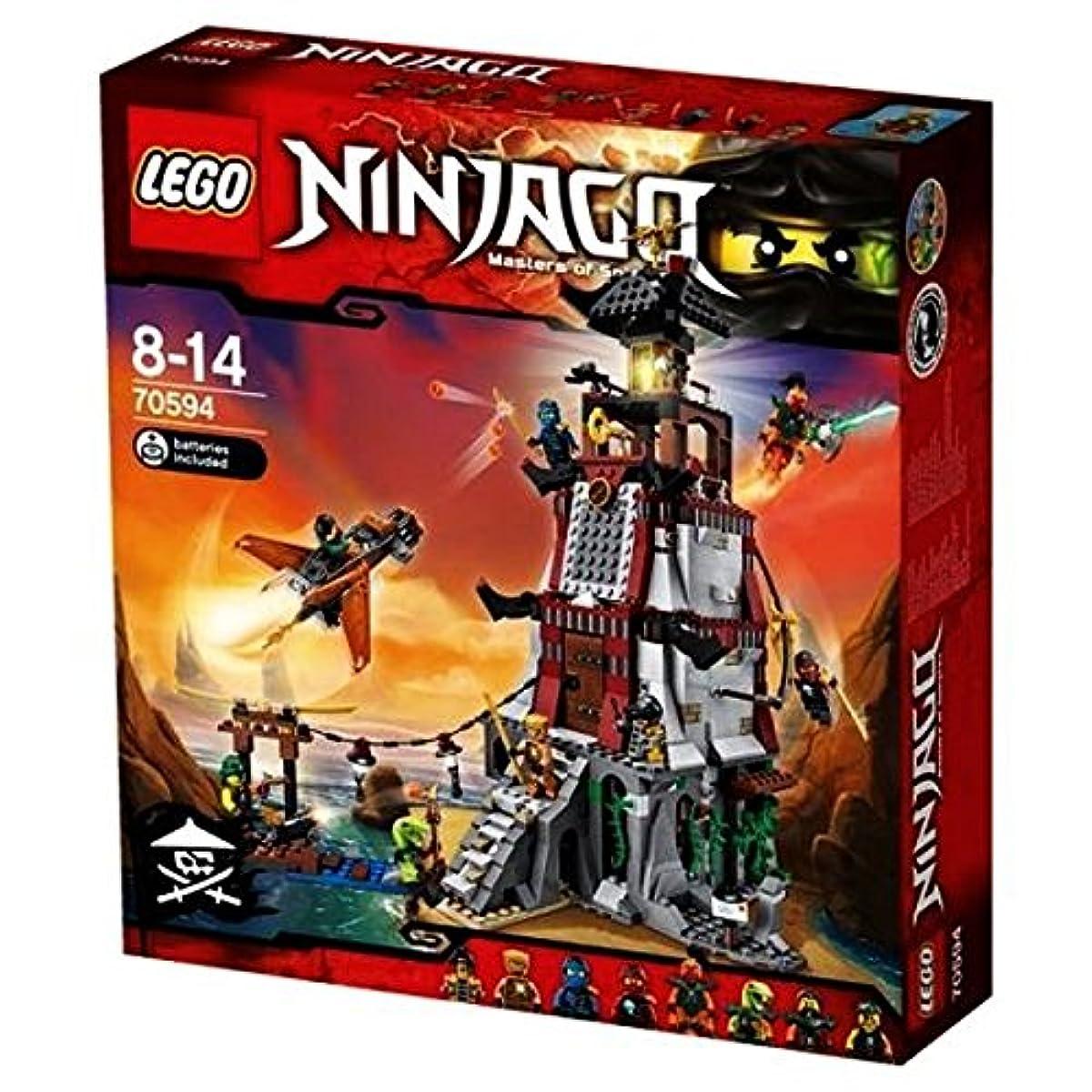 [해외] 레고 (LEGO) 닌자고 결전! 암벽의 라이트 퍼터워 배틀 70594-70594 (2016-06-03)