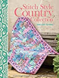 Margaret Rowan Stitch Style Country Collection: Fabulous fabric sewing projects & ideas