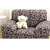 Imported 90-140cm One Seat Sofa Couch Protector Elastic Slipcover Butterfly Pattern