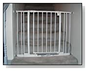 North States Supergate Easy Close Metal Gate