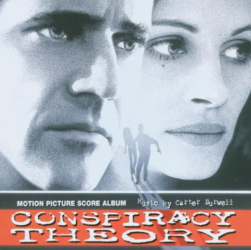 Conspiracy Theory: Motion Picture Score Album by Carter Burwell