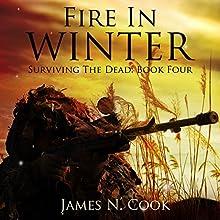 Fire in Winter: Surviving the Dead, Volume 4   Livre audio Auteur(s) : James N. Cook Narrateur(s) : Guy Williams