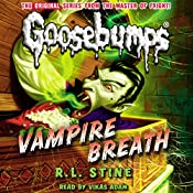 Classic Goosebumps: Vampire Breath | R.L. Stine