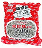 E-Fa Brand Bubble Tea Black Tapioca Pearl 2.2LB