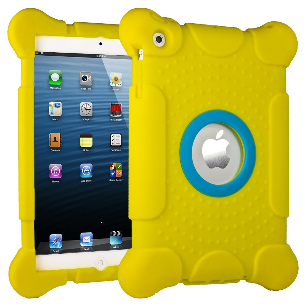 Armor Protective Mini iPad Covers for Children
