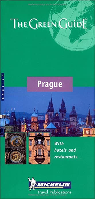 Michelin Green Guide: Prague