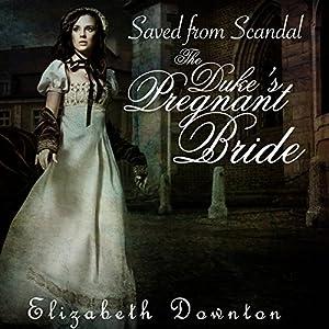 The Duke's Pregnant Bride Audiobook