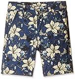 UCB Kids Boys' Shorts (16P4TV459840G901_Blue_L)