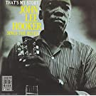 That's My Story: John Lee Hooker Sings The Blues