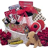 Great Arrivals Congrats on Your New Pooch, Pet Dog Gift Basket