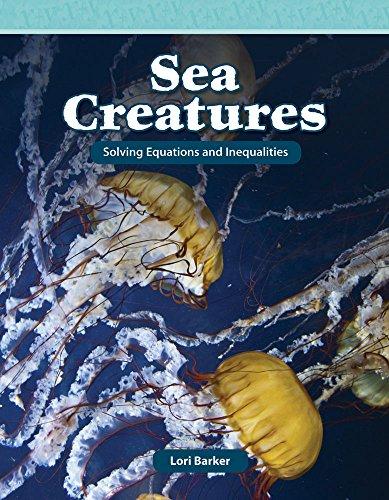 Sea Creatures (Algebra and Algebraic Thinking)