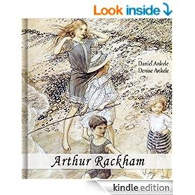 Arthur Rackham: 145+ Children's Illustrations