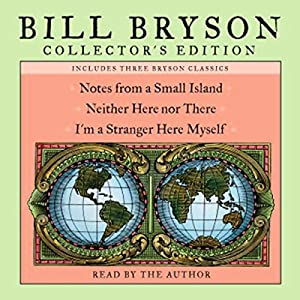 Bill Bryson Collector's Edition Audiobook