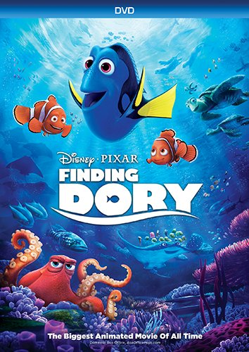 Finding Dory [USA] [DVD]