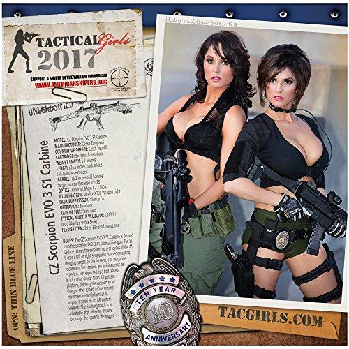 decimo-anniversario-tactical-girlstm-2017-calendario-da-parete-personalmente-firmato-da-tutti-i-del-