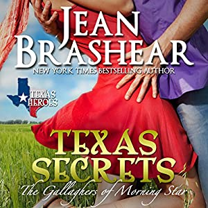 Texas Secrets Audiobook