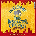 Ein Elefant für Inspector Chopra Hörbuch von Vaseem Khan Gesprochen von: Pascal Breuer