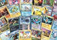 100 Assorted Pokemon Trading Cards with Bonus Free 6 Bonus Promo Foils
