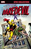 img - for Daredevil Epic Collection: The Man Without Fear book / textbook / text book