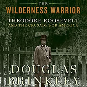 The Wilderness Warrior Hörbuch
