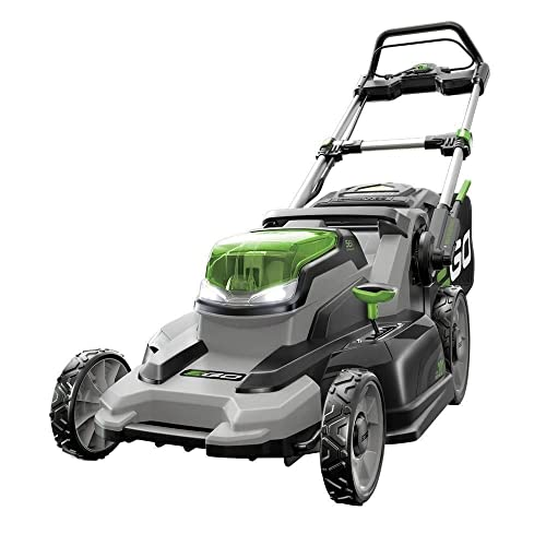 5. EGO Power+ 20-Inch 56-Volt Lithium-ion Cordless Lawn Mower - 4.0Ah Battery and Charger Kit