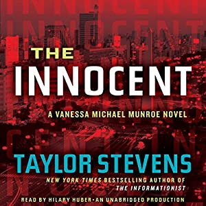 The Innocent: A Vanessa Michael Munroe Novel, Book 2 Audiobook