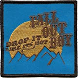 Fall Out Boy Drop It Patch P-2161