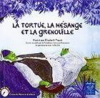 La tortue, la mésange et la grenouille © Amazon