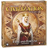Civilization: Fame and Fortune Expansionby Fantasy Flight Games