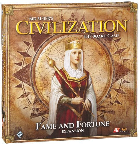 [Import Anglais]Civilization: The Board Game - Fame and Fortune Expansion