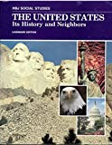 img - for United States Its History and Neighbors (HBJ social studies) book / textbook / text book