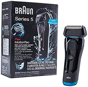 braun series 5 instructions