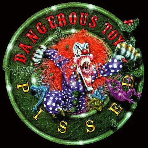 Dangerous Toys - Pissed [Explicit Content] (LP Vinyl)