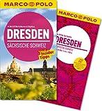 MARCO POLO Reiseführer Dresden, Sächsische Schweiz: Reisen mit Insider-Tipps. Mit EXTRA Faltkarte & Cityatlas