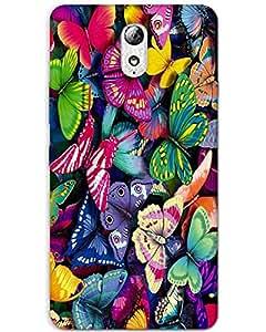 MobileGabbar Lenovo Vibe P1m Back Cover Printed Designer Hard Case
