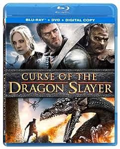 Curse of the Dragon Slayer (Blu Ray/DVD Combo)
