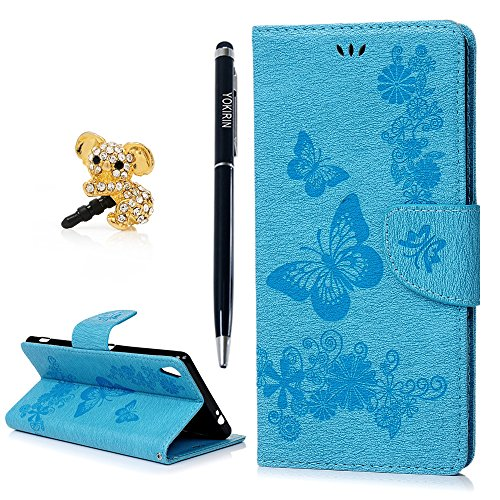 yokirin-xperia-xa-ultra-case-natural-luxury-stand-wallet-purse-embossed-butterfly-with-credit-card-i