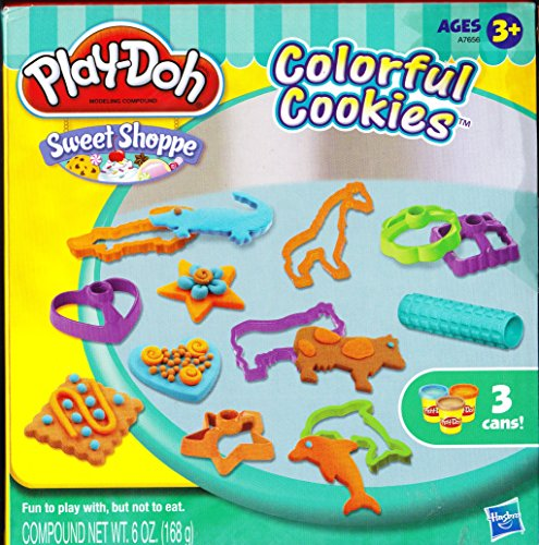 Play-Doh Colorful Cookies Board Game - 1