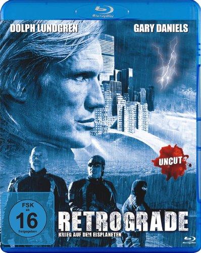 Retrograde - Krieg auf dem Eisplaneten - Uncut - Blu-ray