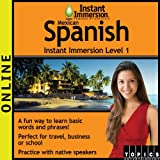Product B00BHIWIZY - Product title Instant Immersion Mexican Spanish - Level 1 (12-month subscription)