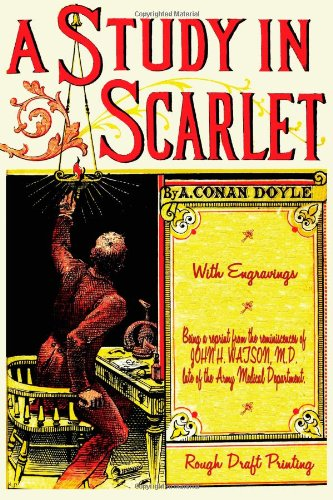 A Study in Scarlet - Illustrated