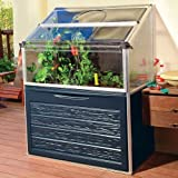 Xx keter elevated garden bed plant box xavion Keter easy grow elevated flower garden planter