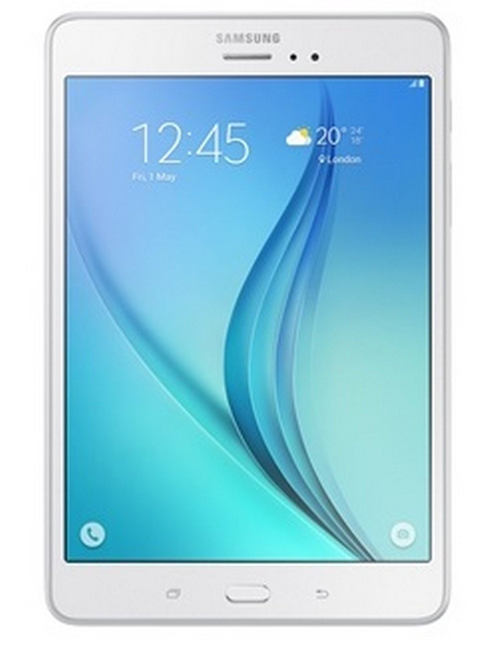 Samsung Tab A SM-T355YZWA Tablet (8 inch, 16GB, Wi-Fi+LTE+Voice Calling),Sandy White By Amazon @ Rs.16,500