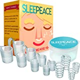 Advanced Anti Snoring Solution Nose Vents | Medically Proven to Help Stop Snoring | Anti Snoring Device | Snoring Aids - by SLEEPEACE