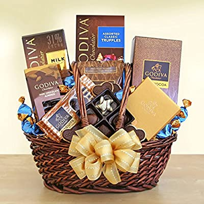Godiva Godiva Chocolate Celebrations Gift Basket