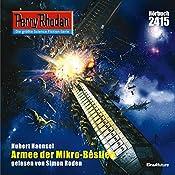Armee der Mikro-Bestien (Perry Rhodan 2415) | Hubert Haensel